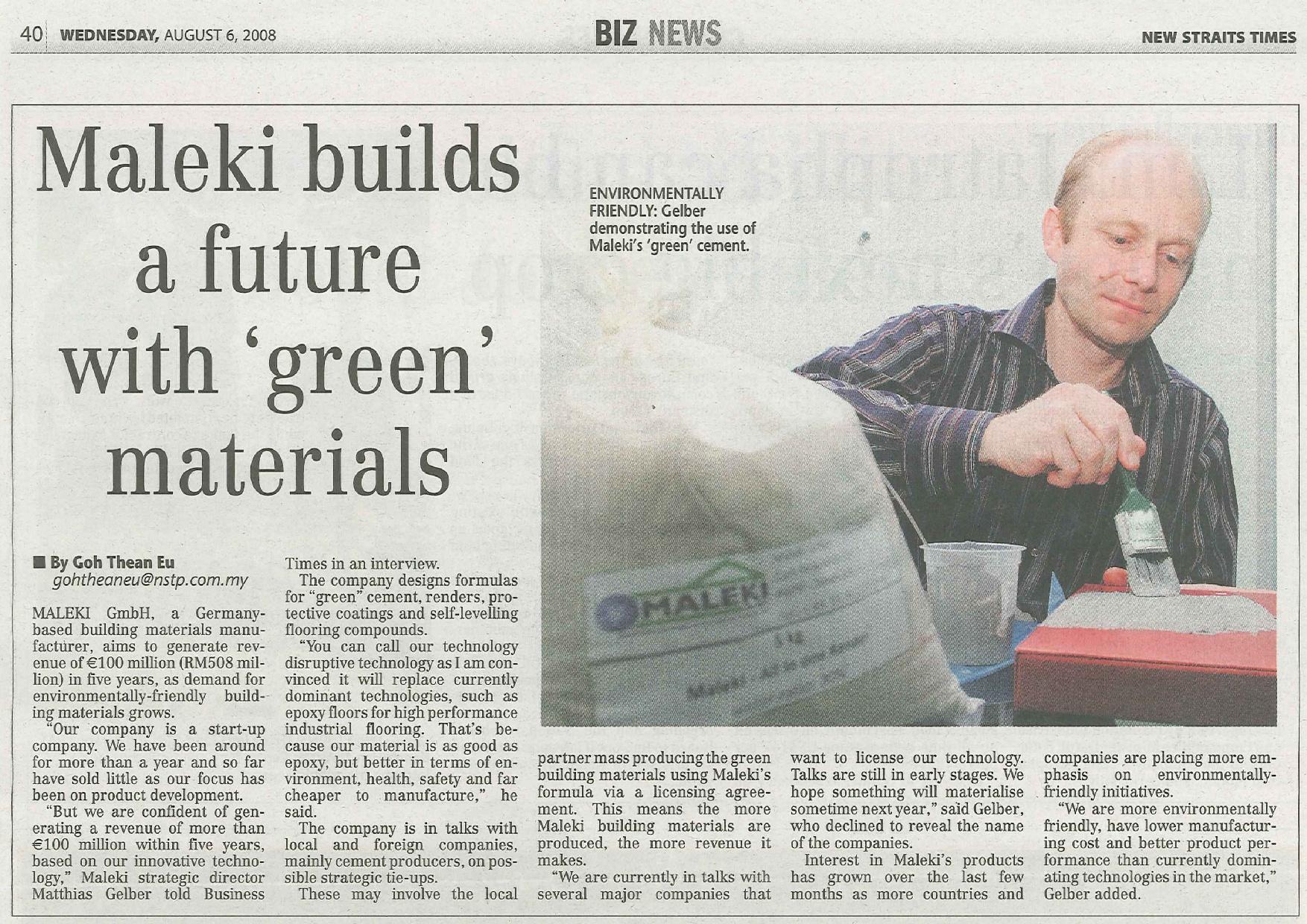 Maleki_green_materials